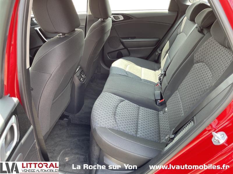Photo 12 de l'offre de KIA Ceed SW 1.6 GDi 105ch + Plug-In 60.5ch Active DCT6 à 29990€ chez Littoral Vendée Automobiles Mouilleron Le Captif