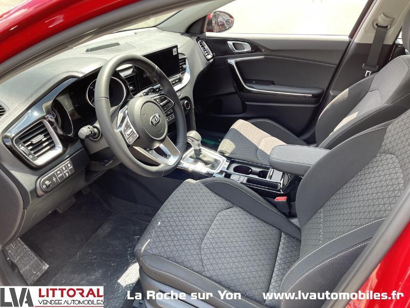 Photo 4 de l'offre de KIA Ceed SW 1.6 GDi 105ch + Plug-In 60.5ch Active DCT6 à 29990€ chez Littoral Vendée Automobiles Mouilleron Le Captif