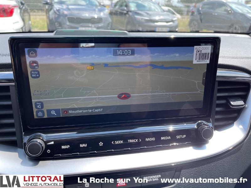 Photo 10 de l'offre de KIA Ceed SW 1.6 GDi 105ch + Plug-In 60.5ch Active DCT6 à 29990€ chez Littoral Vendée Automobiles Mouilleron Le Captif