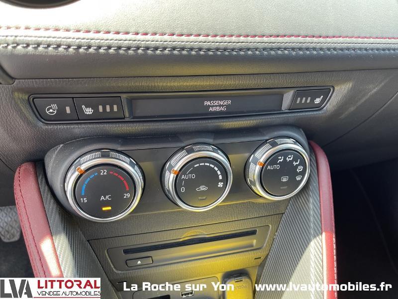 Photo 8 de l'offre de MAZDA CX-3 1.5 SKYACTIV-D 105 Sélection à 14990€ chez Littoral Vendée Automobiles Mouilleron Le Captif