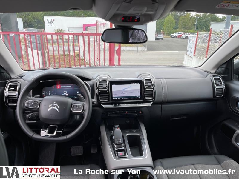 Photo 11 de l'offre de CITROEN C5 Aircross BlueHDi 130ch S&S C-Series EAT8 E6.d à 28490€ chez Littoral Vendée Automobiles Mouilleron Le Captif