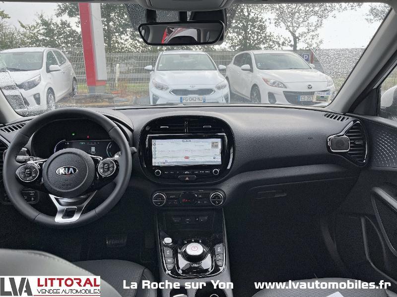 Photo 11 de l'offre de KIA e-Soul Premium 204ch à 32990€ chez Littoral Vendée Automobiles Mouilleron Le Captif