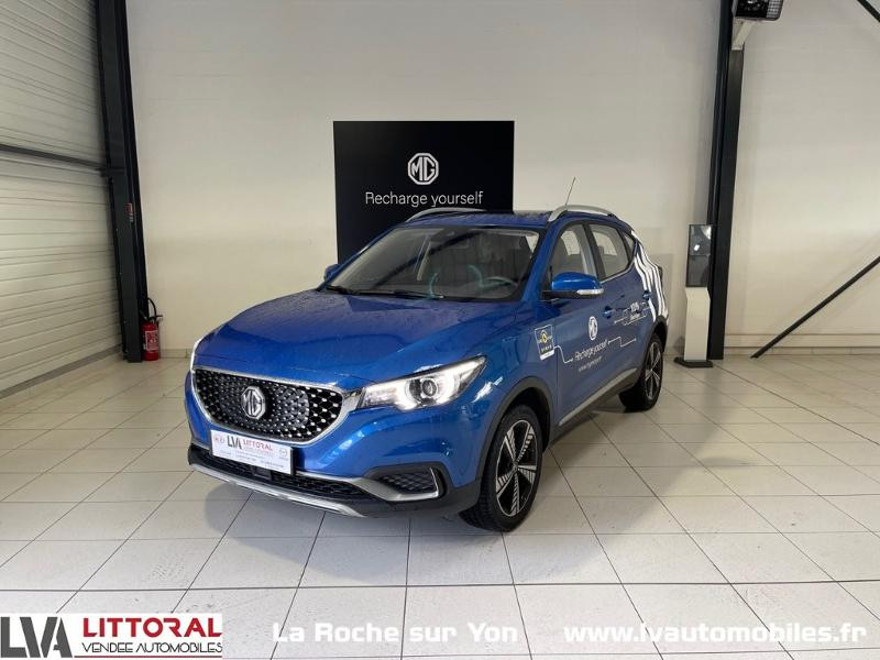 Mg Motor ZS EV Electric 143ch Luxury Electrique Regal Blue Neuf à vendre