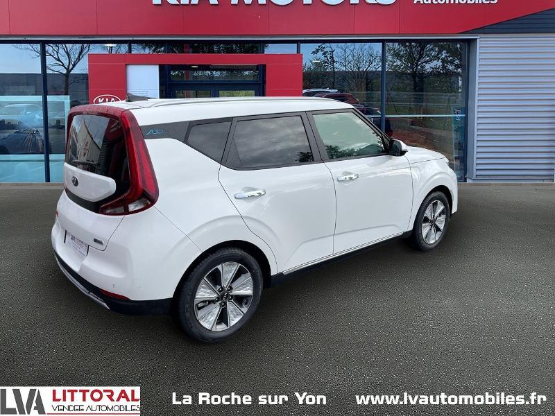 Photo 2 de l'offre de KIA e-Soul Premium 204ch à 32990€ chez Littoral Vendée Automobiles Mouilleron Le Captif