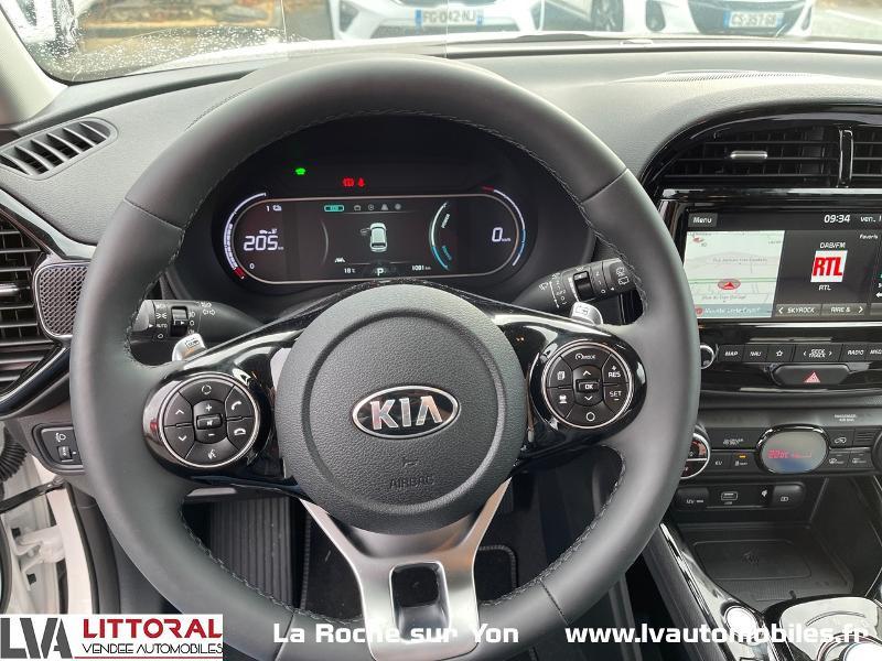 Photo 6 de l'offre de KIA e-Soul Premium 204ch à 32990€ chez Littoral Vendée Automobiles Mouilleron Le Captif