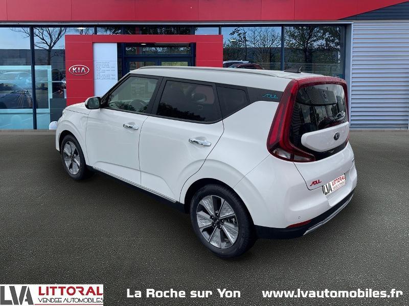 Photo 3 de l'offre de KIA e-Soul Premium 204ch à 32990€ chez Littoral Vendée Automobiles Mouilleron Le Captif