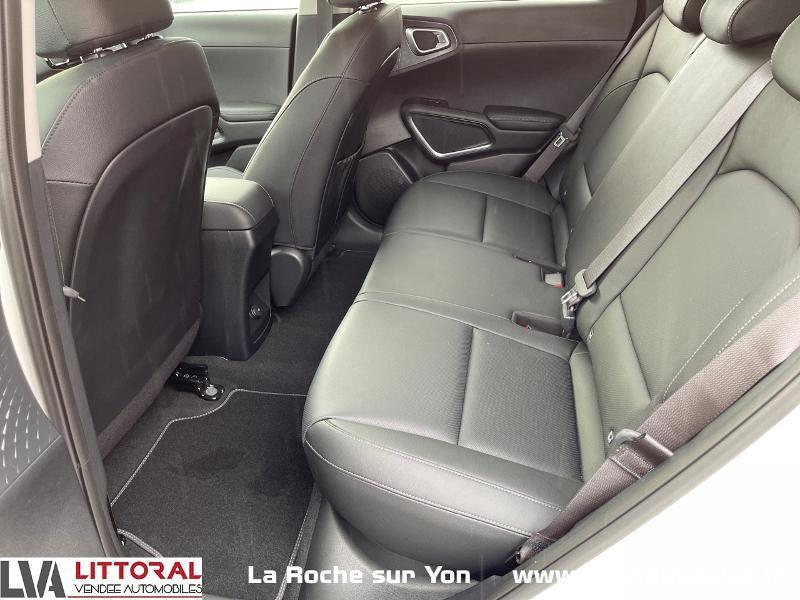 Photo 12 de l'offre de KIA e-Soul Premium 204ch à 32990€ chez Littoral Vendée Automobiles Mouilleron Le Captif