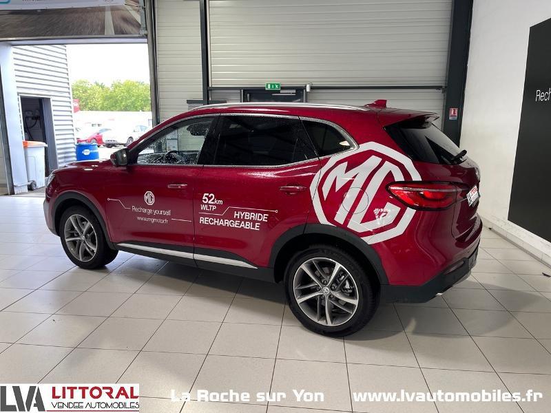 Photo 6 de l'offre de MG MOTOR EHS PHEV 1.5T GDI 258ch Luxury à 31490€ chez Littoral Vendée Automobiles Mouilleron Le Captif