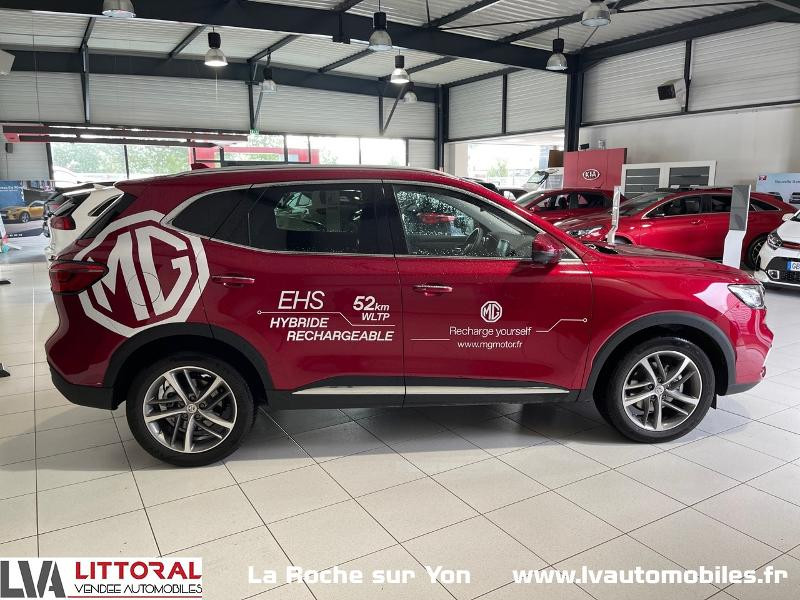 Photo 4 de l'offre de MG MOTOR EHS PHEV 1.5T GDI 258ch Luxury à 31490€ chez Littoral Vendée Automobiles Mouilleron Le Captif