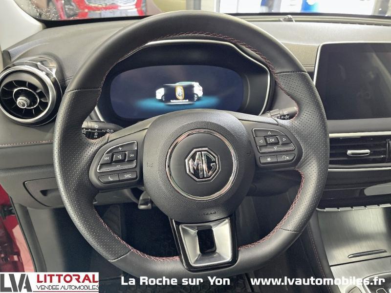 Photo 10 de l'offre de MG MOTOR EHS PHEV 1.5T GDI 258ch Luxury à 31490€ chez Littoral Vendée Automobiles Mouilleron Le Captif