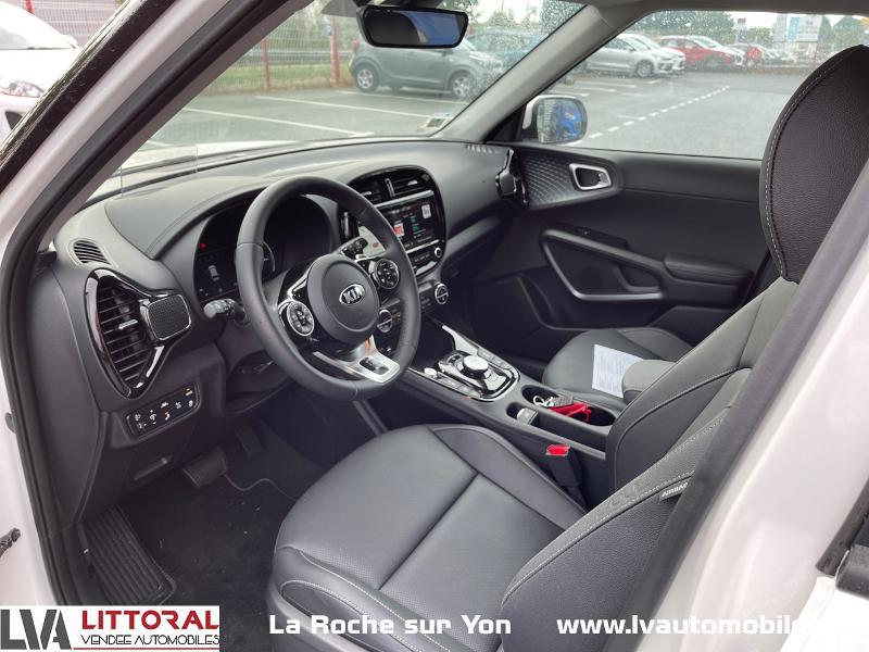 Photo 4 de l'offre de KIA e-Soul Premium 204ch à 32990€ chez Littoral Vendée Automobiles Mouilleron Le Captif