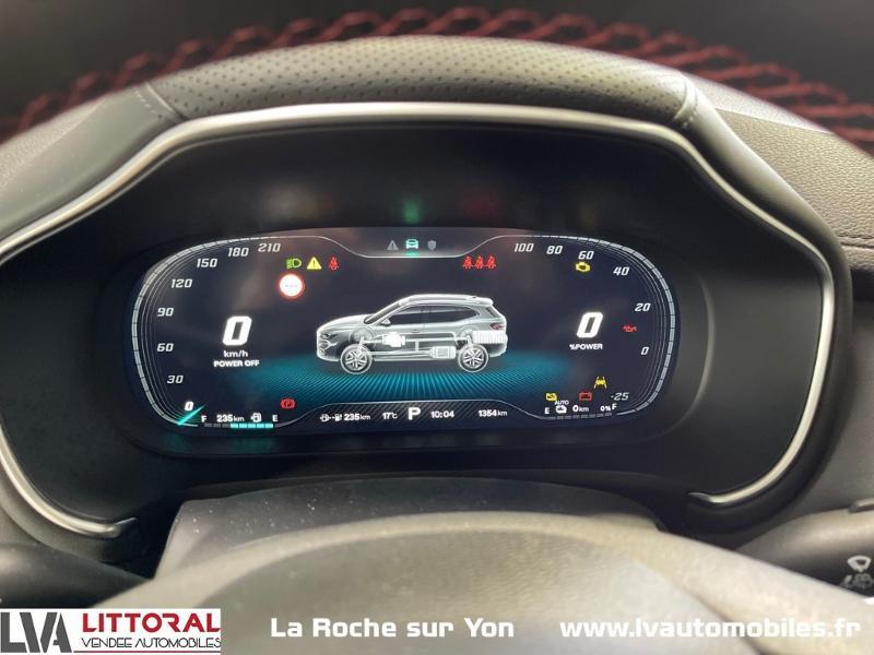 Photo 12 de l'offre de MG MOTOR EHS PHEV 1.5T GDI 258ch Luxury à 31490€ chez Littoral Vendée Automobiles Mouilleron Le Captif