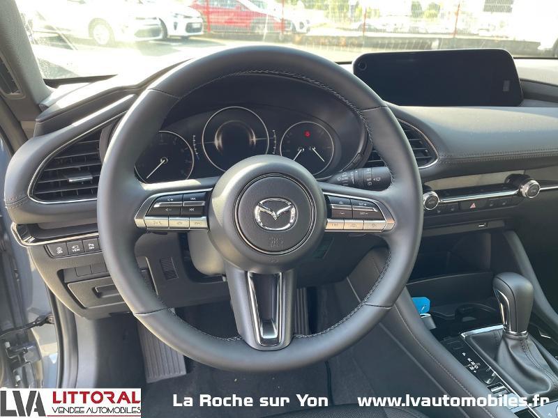 Photo 10 de l'offre de MAZDA Mazda 3 2.0 e-Skyactiv-G M-Hybrid 122ch Sportline BVA à 29990€ chez Littoral Vendée Automobiles Mouilleron Le Captif