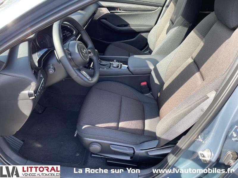 Photo 8 de l'offre de MAZDA Mazda 3 2.0 e-Skyactiv-G M-Hybrid 122ch Sportline BVA à 29990€ chez Littoral Vendée Automobiles Mouilleron Le Captif