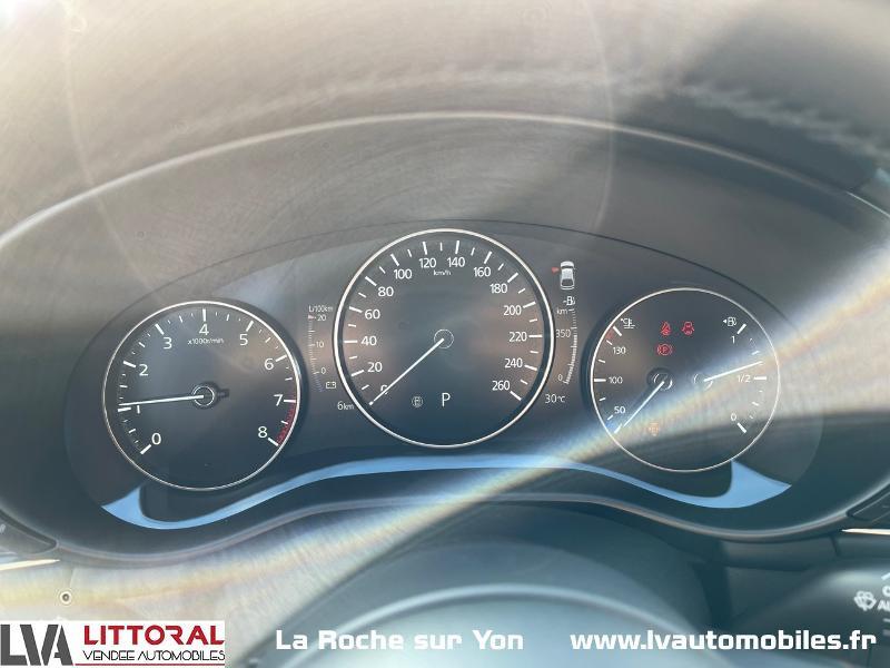 Photo 11 de l'offre de MAZDA Mazda 3 2.0 e-Skyactiv-G M-Hybrid 122ch Sportline BVA à 29990€ chez Littoral Vendée Automobiles Mouilleron Le Captif