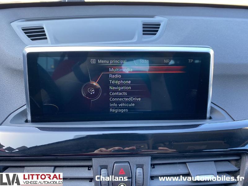 Photo 20 de l'offre de BMW X1 xDrive20dA 190ch xLine à 28990€ chez Littoral Vendée Automobiles Mouilleron Le Captif