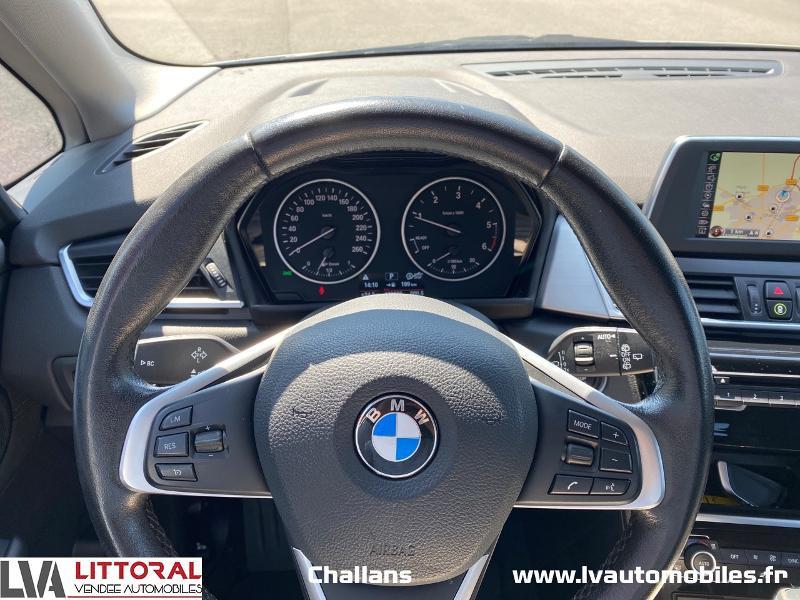 Photo 6 de l'offre de BMW Serie 2 ActiveTourer 218dA 150ch Lounge à 13990€ chez Littoral Vendée Automobiles Mouilleron Le Captif