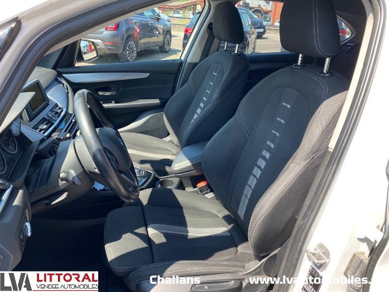 Photo 5 de l'offre de BMW Serie 2 ActiveTourer 218dA 150ch Lounge à 13990€ chez Littoral Vendée Automobiles Mouilleron Le Captif