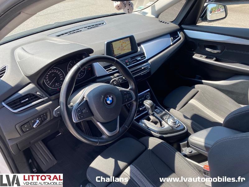 Photo 4 de l'offre de BMW Serie 2 ActiveTourer 218dA 150ch Lounge à 13990€ chez Littoral Vendée Automobiles Mouilleron Le Captif