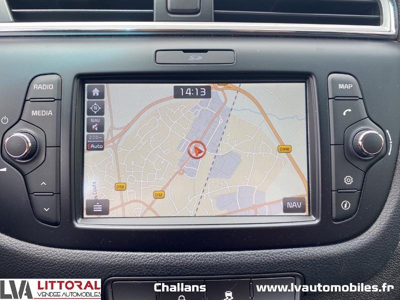 Photo 10 de l'offre de KIA Cee'd 1.0 T-GDi 120ch ISG Active à 12990€ chez Littoral Vendée Automobiles Mouilleron Le Captif