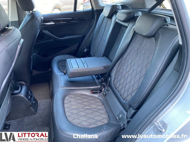 Photo 12 de l'offre de BMW X1 xDrive20dA 190ch xLine à 28990€ chez Littoral Vendée Automobiles Mouilleron Le Captif