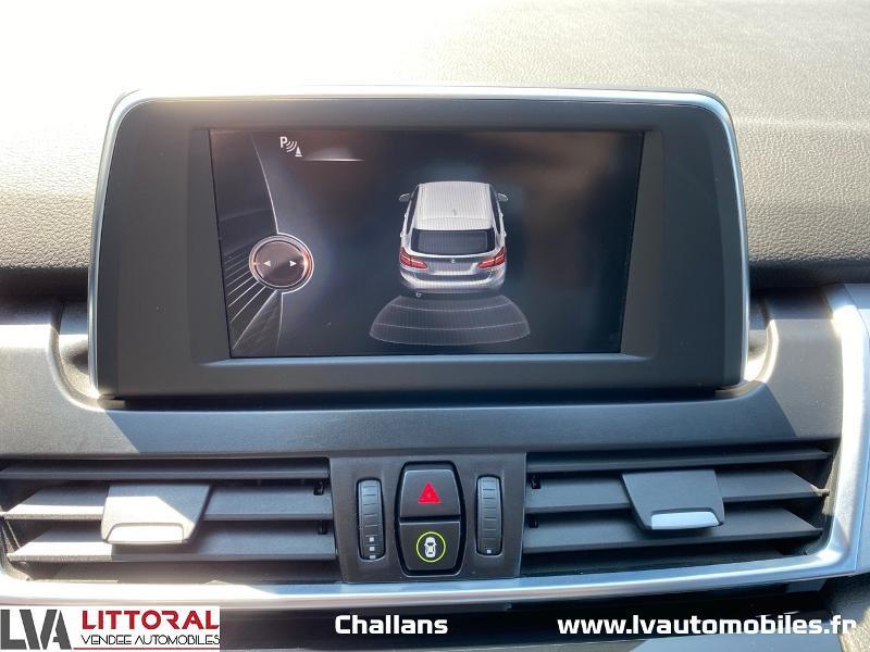 Photo 9 de l'offre de BMW Serie 2 ActiveTourer 218dA 150ch Lounge à 13990€ chez Littoral Vendée Automobiles Mouilleron Le Captif