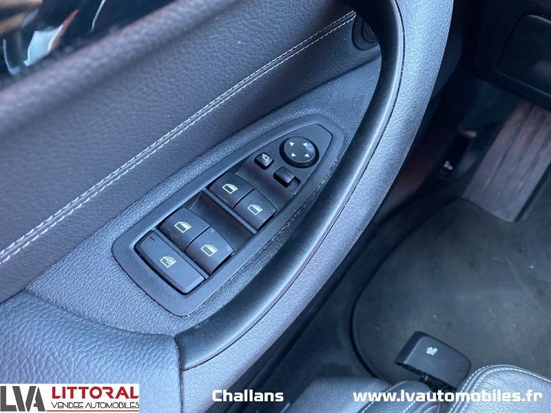 Photo 16 de l'offre de BMW X1 xDrive20dA 190ch xLine à 28990€ chez Littoral Vendée Automobiles Mouilleron Le Captif