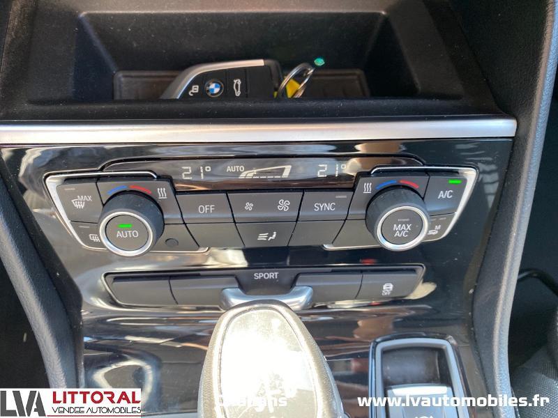 Photo 8 de l'offre de BMW Serie 2 ActiveTourer 218dA 150ch Lounge à 13990€ chez Littoral Vendée Automobiles Mouilleron Le Captif