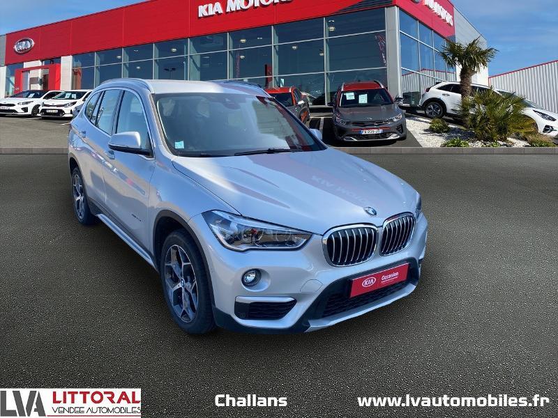 Photo 1 de l'offre de BMW X1 xDrive20dA 190ch xLine à 28990€ chez Littoral Vendée Automobiles Mouilleron Le Captif