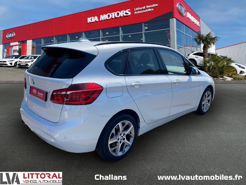 Photo 2 de l'offre de BMW Serie 2 ActiveTourer 218dA 150ch Lounge à 13990€ chez Littoral Vendée Automobiles Mouilleron Le Captif