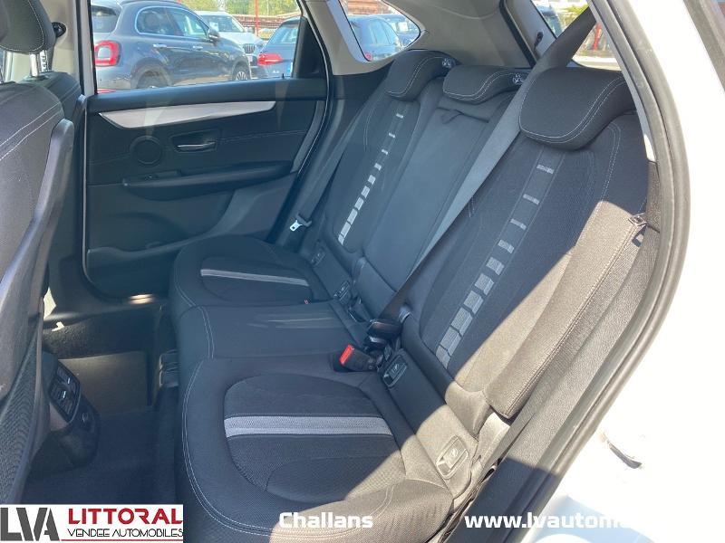 Photo 12 de l'offre de BMW Serie 2 ActiveTourer 218dA 150ch Lounge à 13990€ chez Littoral Vendée Automobiles Mouilleron Le Captif