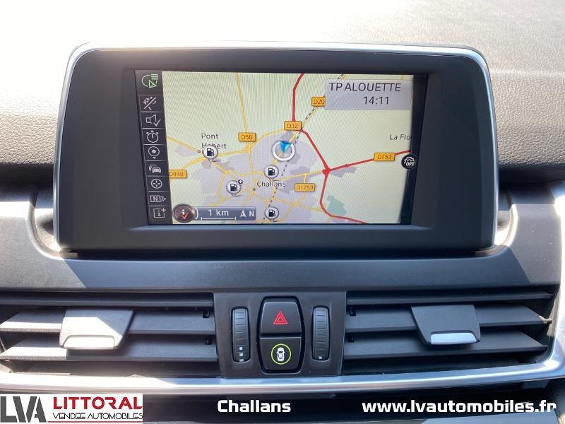 Photo 10 de l'offre de BMW Serie 2 ActiveTourer 218dA 150ch Lounge à 13990€ chez Littoral Vendée Automobiles Mouilleron Le Captif