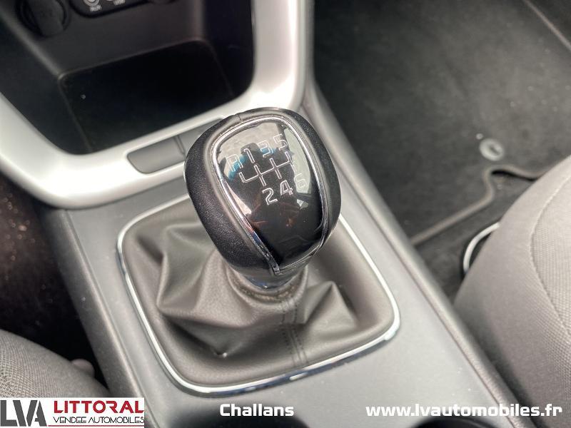 Photo 7 de l'offre de KIA Cee'd 1.0 T-GDi 120ch ISG Active à 12990€ chez Littoral Vendée Automobiles Mouilleron Le Captif