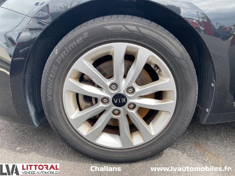 Photo 14 de l'offre de KIA Cee'd 1.0 T-GDi 120ch ISG Active à 12990€ chez Littoral Vendée Automobiles Mouilleron Le Captif