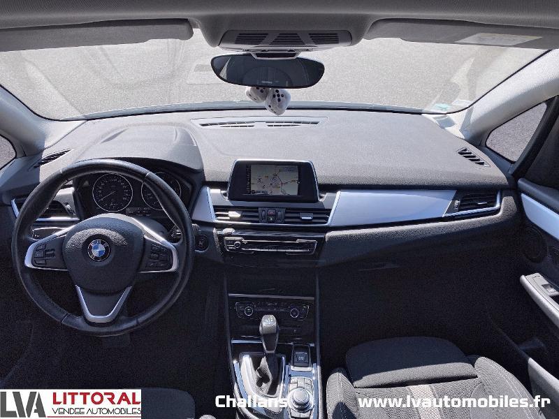 Photo 11 de l'offre de BMW Serie 2 ActiveTourer 218dA 150ch Lounge à 13990€ chez Littoral Vendée Automobiles Mouilleron Le Captif