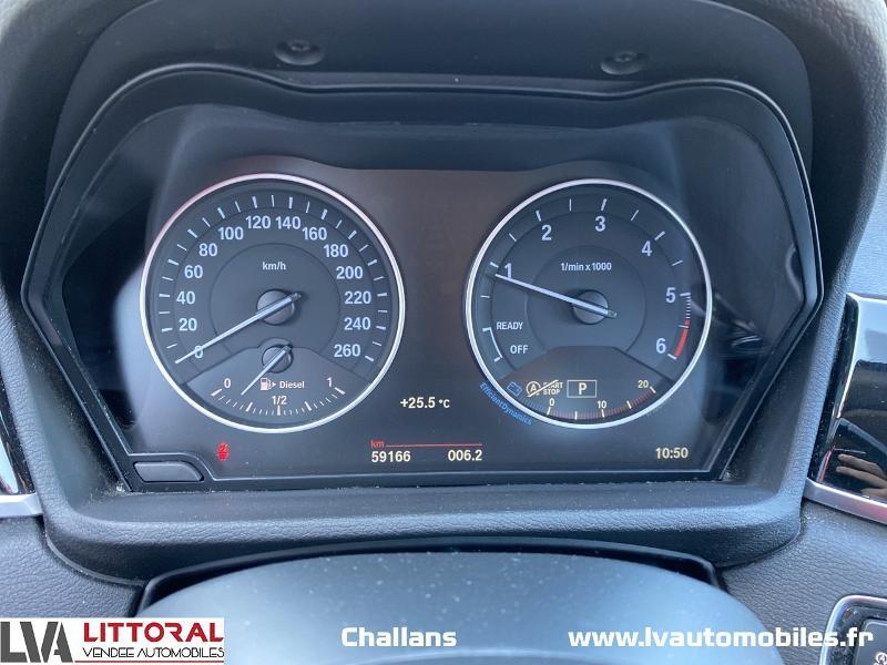Photo 18 de l'offre de BMW X1 xDrive20dA 190ch xLine à 28990€ chez Littoral Vendée Automobiles Mouilleron Le Captif