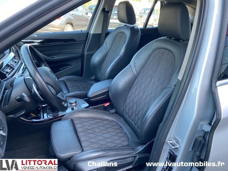 Photo 5 de l'offre de BMW X1 xDrive20dA 190ch xLine à 28990€ chez Littoral Vendée Automobiles Mouilleron Le Captif