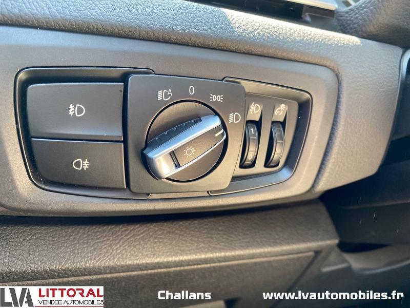Photo 16 de l'offre de BMW Serie 2 ActiveTourer 218dA 150ch Lounge à 13990€ chez Littoral Vendée Automobiles Mouilleron Le Captif