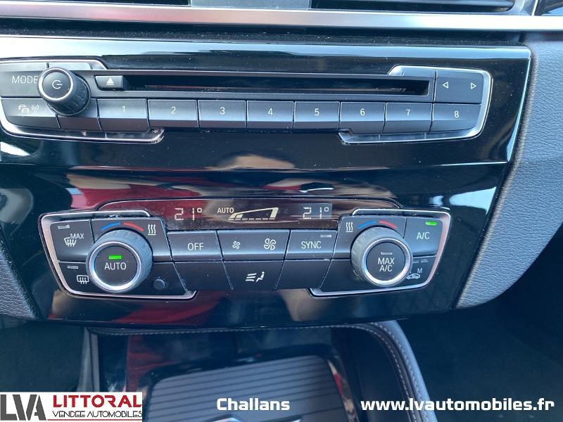 Photo 8 de l'offre de BMW X1 xDrive20dA 190ch xLine à 28990€ chez Littoral Vendée Automobiles Mouilleron Le Captif