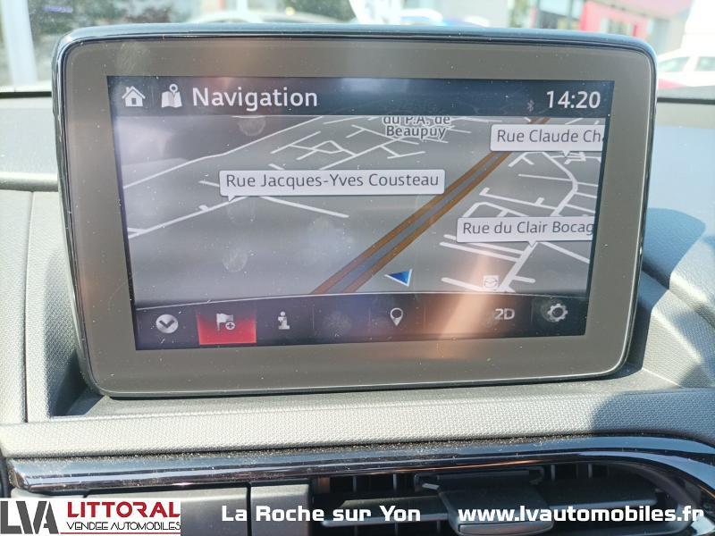 Photo 15 de l'offre de MAZDA MX-5 RF 1.5 SKYACTIV-G 132ch Sélection Euro6d-T Evap 2020 à 33490€ chez Littoral Vendée Automobiles Mouilleron Le Captif