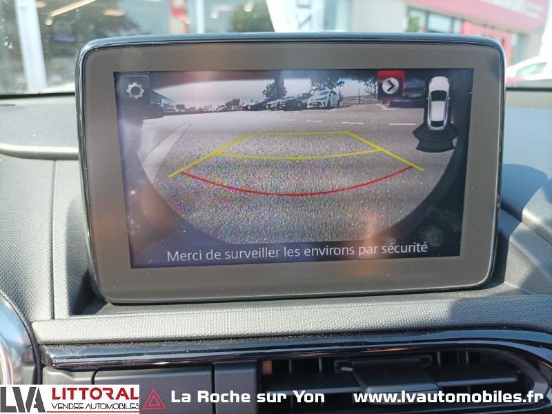 Photo 11 de l'offre de MAZDA MX-5 RF 1.5 SKYACTIV-G 132ch Sélection Euro6d-T Evap 2020 à 33490€ chez Littoral Vendée Automobiles Mouilleron Le Captif