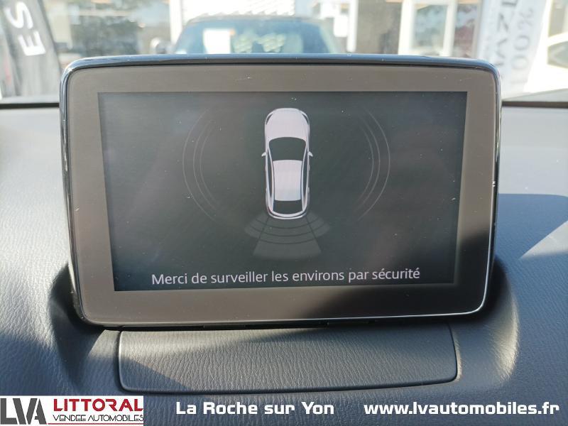 Photo 14 de l'offre de MAZDA CX-3 2.0 SKYACTIV-G 121ch Signature 2021 à 22990€ chez Littoral Vendée Automobiles Mouilleron Le Captif