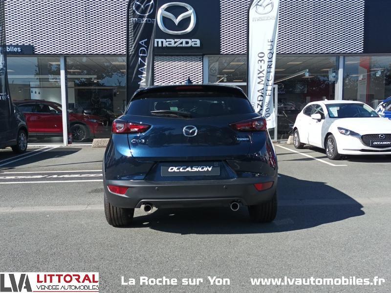 Photo 16 de l'offre de MAZDA CX-3 2.0 SKYACTIV-G 121ch Signature 2021 à 22990€ chez Littoral Vendée Automobiles Mouilleron Le Captif