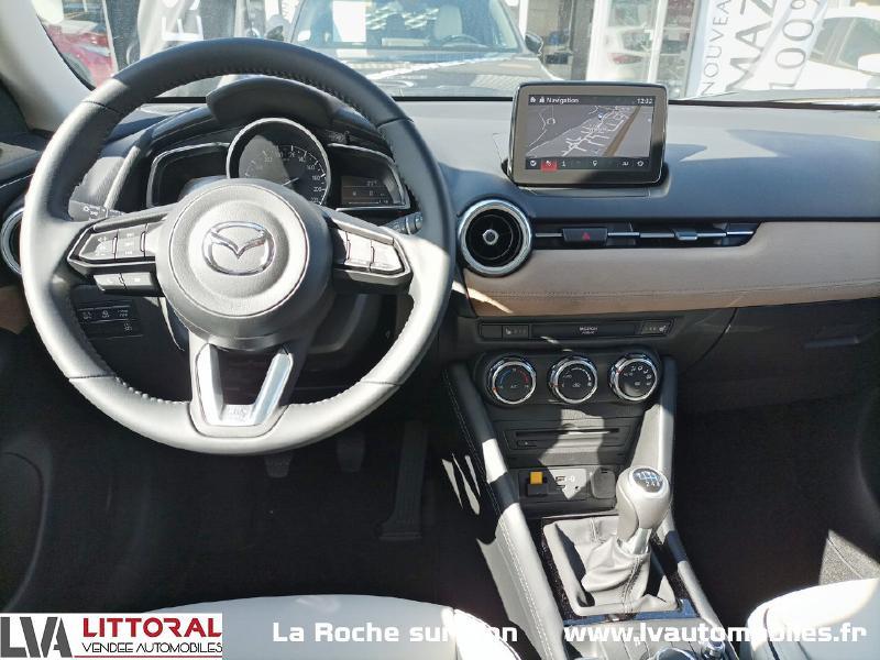 Photo 7 de l'offre de MAZDA CX-3 2.0 SKYACTIV-G 121ch Signature 2021 à 22990€ chez Littoral Vendée Automobiles Mouilleron Le Captif