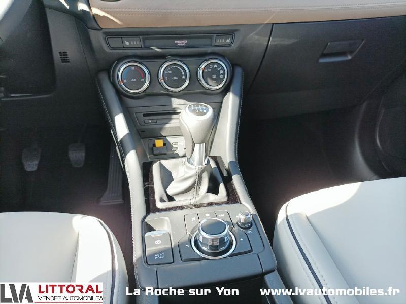 Photo 11 de l'offre de MAZDA CX-3 2.0 SKYACTIV-G 121ch Signature 2021 à 22990€ chez Littoral Vendée Automobiles Mouilleron Le Captif