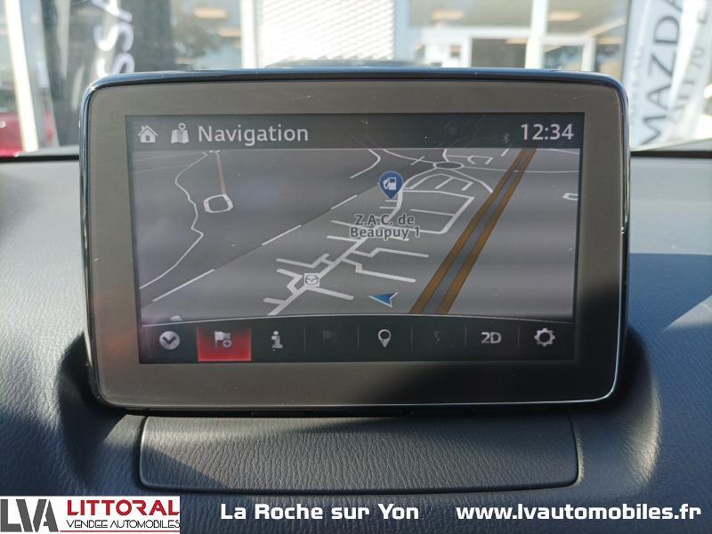 Photo 12 de l'offre de MAZDA CX-3 2.0 SKYACTIV-G 121ch Signature 2021 à 22990€ chez Littoral Vendée Automobiles Mouilleron Le Captif