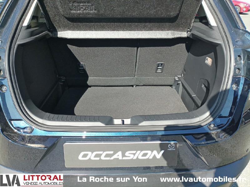 Photo 5 de l'offre de MAZDA CX-3 2.0 SKYACTIV-G 121ch Signature 2021 à 22990€ chez Littoral Vendée Automobiles Mouilleron Le Captif