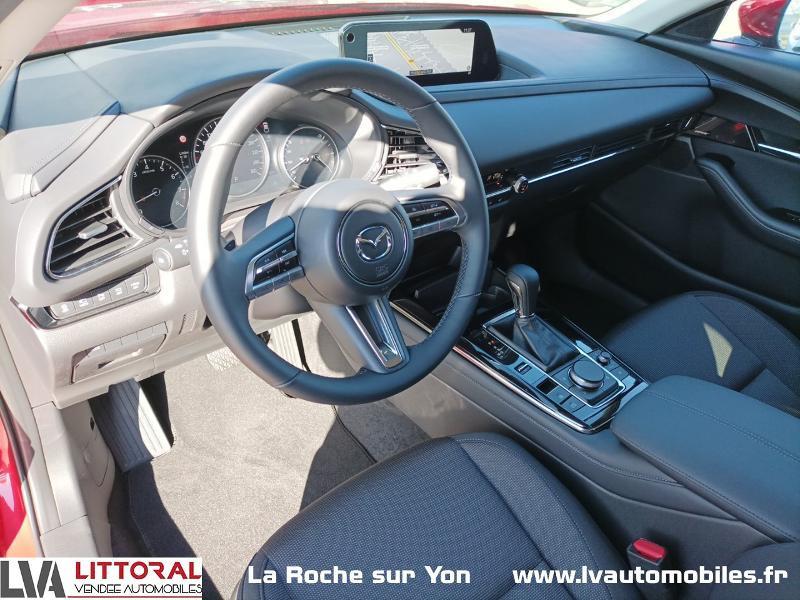 Photo 17 de l'offre de MAZDA CX-30 2.0 Skyactiv-X M-Hybrid 186ch Sportline BVA 2021 à 33490€ chez Littoral Vendée Automobiles Mouilleron Le Captif