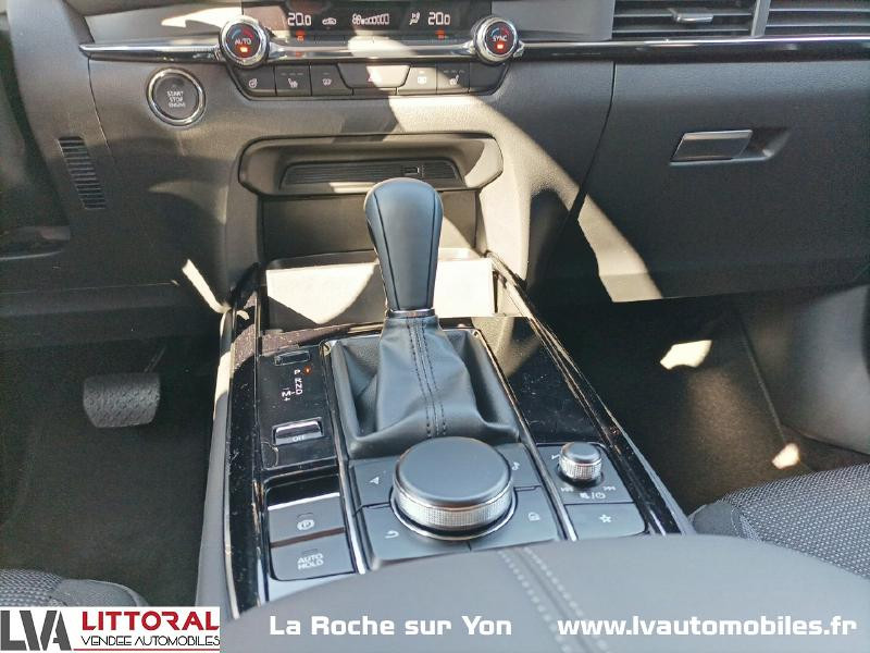 Photo 11 de l'offre de MAZDA CX-30 2.0 Skyactiv-X M-Hybrid 186ch Sportline BVA 2021 à 33490€ chez Littoral Vendée Automobiles Mouilleron Le Captif