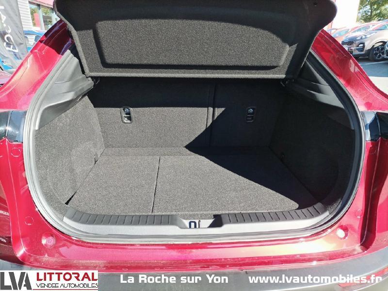 Photo 5 de l'offre de MAZDA CX-30 2.0 Skyactiv-X M-Hybrid 186ch Sportline BVA 2021 à 33490€ chez Littoral Vendée Automobiles Mouilleron Le Captif